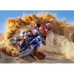 Puzzle  Castorland-27460 Motocross