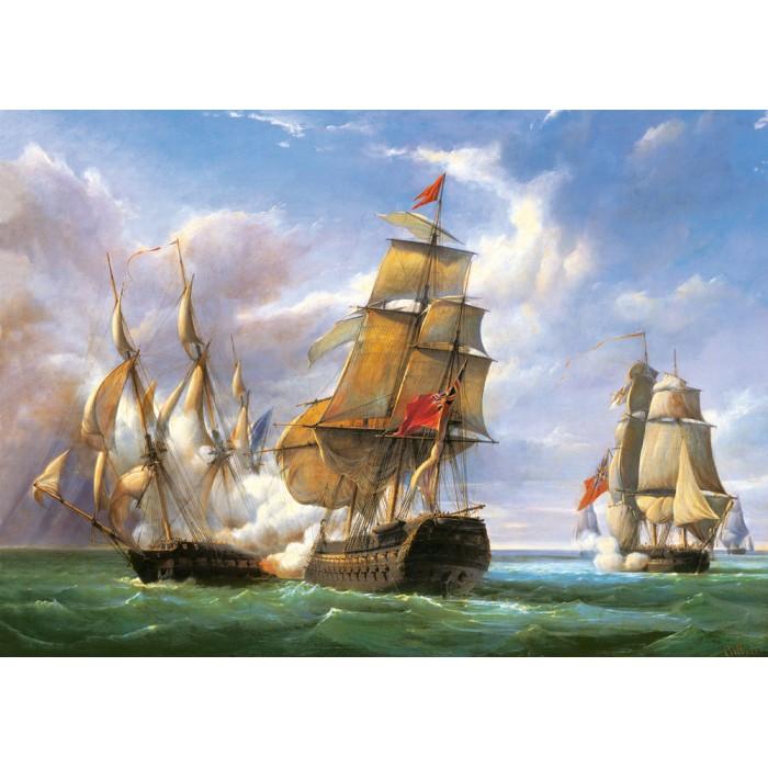 Vessels : La bataille de Trafalgar