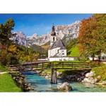 Puzzle  Castorland-300464 Ramsau, Allemagne