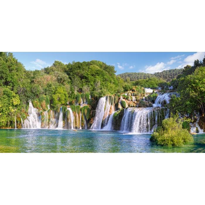 Cascades du Parc National de Krka, Croatie