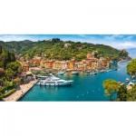 Puzzle  Castorland-400201 Portofino, Italie