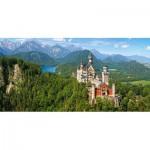 Puzzle  Castorland-400218 Neuschwanstein, Allemagne