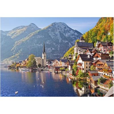 Puzzle Castorland-52189 Hallstatt, Austria