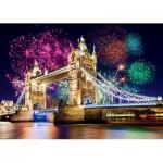 Puzzle  Castorland-52592 Tower Bridge, Londres