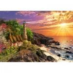 Puzzle  Castorland-52615 Dominic Davison : Stoney Cove