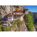 Puzzle  Castorland-53445 Paro Taktsang, Bhutan