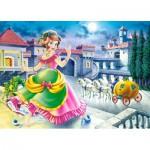Puzzle  Castorland-B-007028 Cendrillon