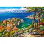Puzzle   Côte d'Azur