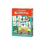 Puzzle  Castorland-E-081 Education : Les instruments de musique
