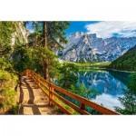 Puzzle   Pragser Wildsee, Italie