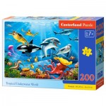 Puzzle   Tropical Underwater World