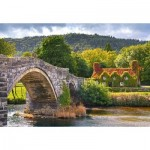 Puzzle   Village Corne in Wales