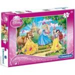 Puzzle  Clementoni-07222 Disney Princess