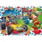 Puzzle  Clementoni-07435 Pièces XXL - Mickey Mouse