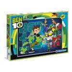 Puzzle  Clementoni-07536 Pièces XXL - Ben 10
