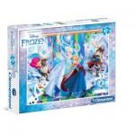 Puzzle  Clementoni-08433 La Reine des Neiges