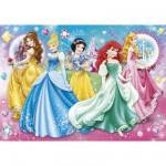 Puzzle  Clementoni-20077 Princesses Disney