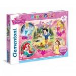 Puzzle  Clementoni-20134 Disney Princess