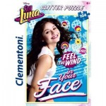 Puzzle  Clementoni-20137 Soy Luna