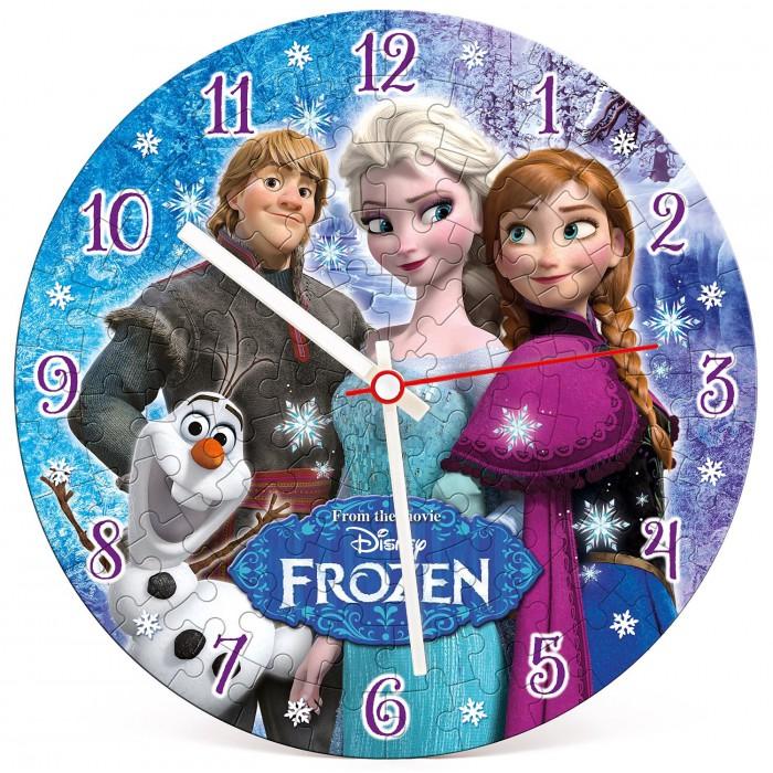 Puzzle Horloge La Reine des Neiges