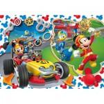 Puzzle  Clementoni-23709 Pièces XXL - Mickey Mouse