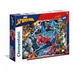 Puzzle  Clementoni-23716 Pièces XXL - Spider-Man