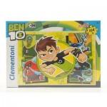 Puzzle  Clementoni-23717 Pièces XXL - Ben 10