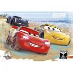 Puzzle  Clementoni-23727 Pièces XXL - Cars