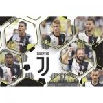 Puzzle  Clementoni-23743 Pièces XXL - Juventus 2020
