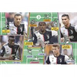 Puzzle  Clementoni-23744 Pièces XXL - Juventus 2020