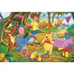 Puzzle  Clementoni-24201 Pièces XXL - Winnie l'Ourson