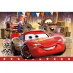 Puzzle  Clementoni-24203 Pièces XXL - Cars