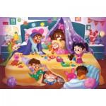 Puzzle  Clementoni-24213 Pièces XXL - Nighty Night
