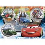 Puzzle  Clementoni-24432 Pièces XXL - Cars