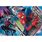 Puzzle  Clementoni-24497 Pièces XXL - Spider-Man