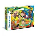 Puzzle  Clementoni-24498 Pièces XXL - Ben 10