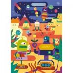 Puzzle  Clementoni-26061 Robots