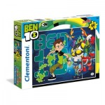 Puzzle  Clementoni-26429 Pièces XXL - Ben 10