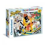 Puzzle  Clementoni-26432 Pièces XXL - Duck Tales