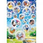 Puzzle  Clementoni-26448 Pièces XXL - Disney Classic
