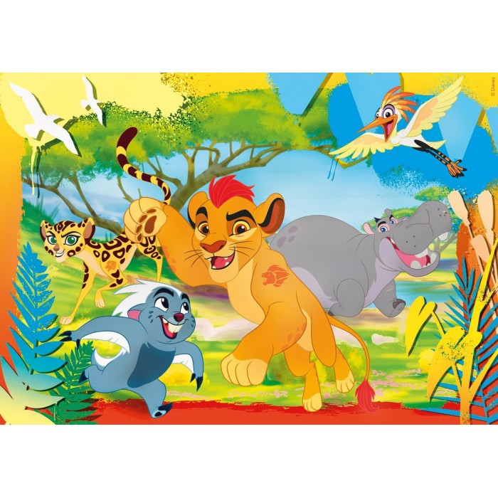 Pièces XXL - The Lion Guard