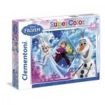 Puzzle  Clementoni-26917 La Reine des Neiges
