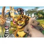 Puzzle  Clementoni-26944 Madagascar