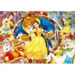 Puzzle  Clementoni-26966 Disney Princess