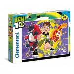 Puzzle  Clementoni-26978 Ben 10