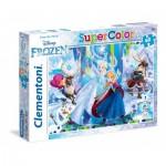Puzzle  Clementoni-26981 La Reine des Neiges