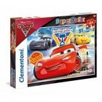 Puzzle  Clementoni-27072 Cars 3