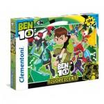 Puzzle  Clementoni-27089 Ben 10