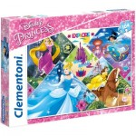 Puzzle  Clementoni-27091 Disney Princess