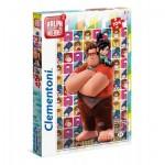 Puzzle  Clementoni-27105 Disney - Ralph
